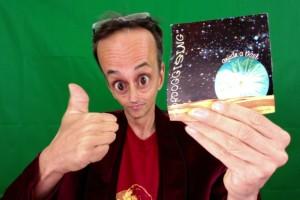 """Die erste  Cd von Dor Doggi Sing`: Anjedn a bissl 2003 """"Skurile Texte - einfache Griffe"""