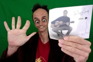 Die 6te Cd von Dor Doggi Sing`Stromlos 2011: Gitarre und Stimme (15€)